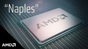 AMD stellt Naples Server-CPU vor