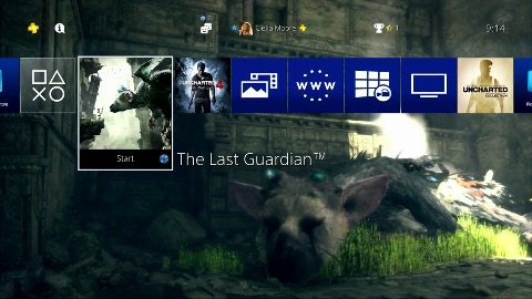 Sony zeigt PS4-Systemsoftware 4.5