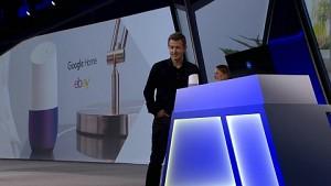Die Integration von Ebay in Google Home - Produktdemo