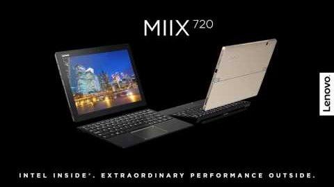 Lenovo Miix 720 - Trailer