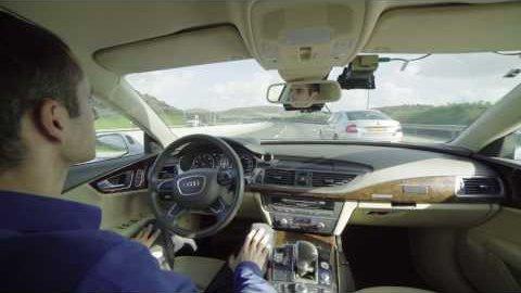 Mobileye's Autonomous Car (Herstellervideo)