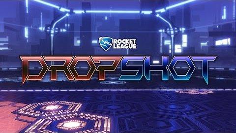 Rocket League - Trailer (neuer Modus Dropshot)