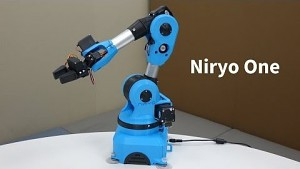 Open-Source-Roboter Niryo One - Niryo