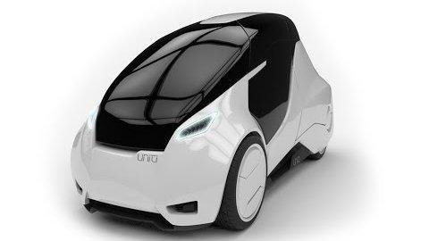 Elektroauto Uniti - Herstellervideo