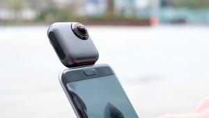 Yoho VR 360-Grad-Kamera - Hands on (Cebit 2017)