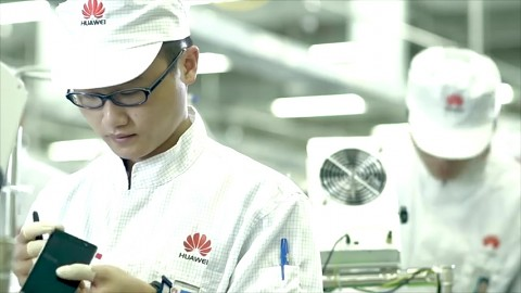 Huawei Production Factory (Herstellervideo)