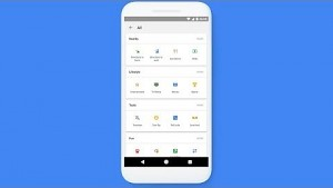 Shortcuts in Google-App - Demo