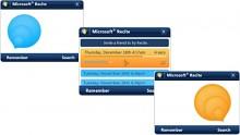 Microsoft Recite - Mobile World Congress 2009