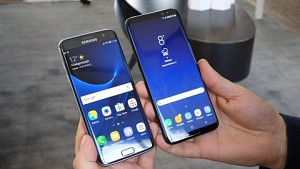 Samsung Galaxy S8 und S8 - Hands on