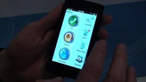 Garmin-Asus G60 - Impressionen vom Mobile World Congress 2009