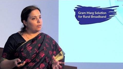 Gram Marg Solution for Rural Broadband