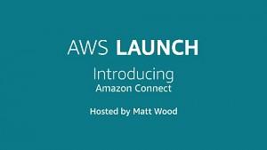 Amazon Connect - Produktbeschreibung