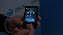 Garmin-Asus M20 - Impressionen vom Mobile World Congress 2009