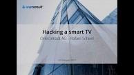 One Consult (Smart-TVs aus der Ferne hacken)