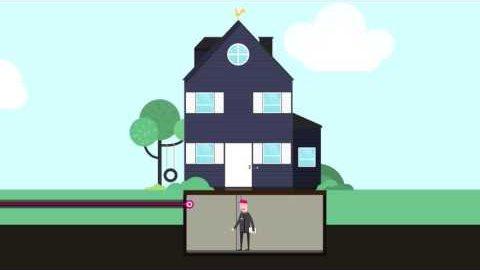 telekom ftth glasfasertechnik herstellervideo video. Black Bedroom Furniture Sets. Home Design Ideas
