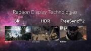 AMD Radeon Software - Trailer (8K, HDR, Freesync 2)