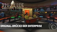 Originaldeck der Enterprise in Star Trek Bridge Crew (VR)