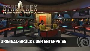 Originaldeck der Enterprise in Star Trek Bridge Crew (VR)
