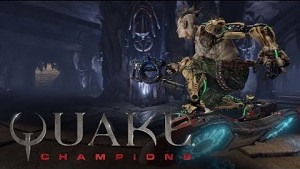 Quake Champions - Trailer (Raw Gameplay)