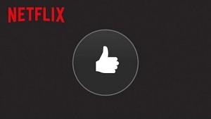 Daumenbewertungen bei Netflix (Herstellervideo)