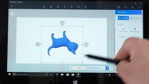 Windows 10 Creators Update ausprobiert