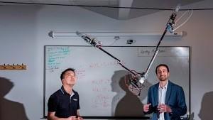 Schwingender Roboter - Georgia Tech