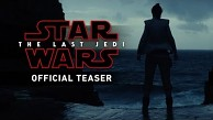Star Wars Episode 8 (The Last Jedi) - Teaser (April 2017)