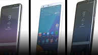 Samsung Galaxy S8, S8 Plus und LG G6 im Vergleichstest