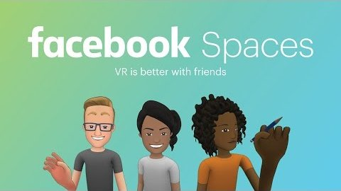 Facebook VR Spaces - Trailer (Beta)