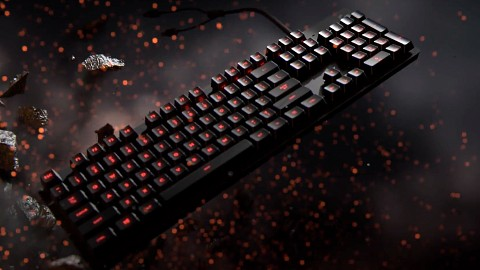 Gaming-Tastatur Logitech G413 Carbon - Trailer