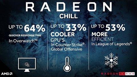 Radeon Chill für RX 500 Serie (Herstellervideo)