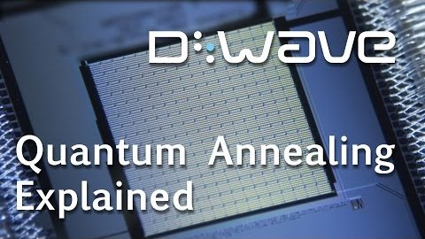 Quantum Annealing Explained (DWave)