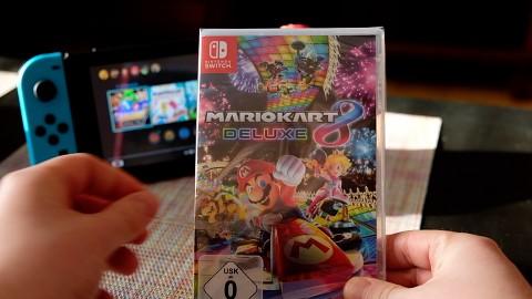 Mario Kart 8 Deluxe (Switch) - Fazit