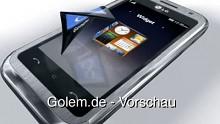 LG KM900 Arena - Vorschau vom Mobile World Congress 2009