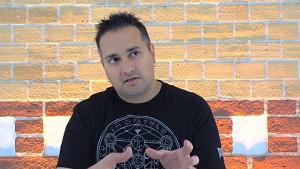 Billy Khan von id Software im Interview (Quo Vadis 2017)