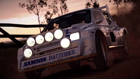 Dirt 4 - Trailer (Gameplay, be fearless)