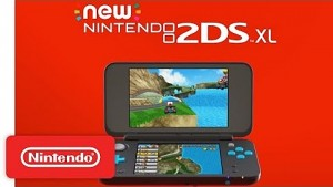New Nintendo 2DS XL - Trailer