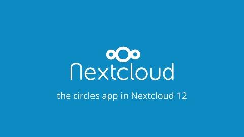 Nextcloud Circles App (Herstellervideo)