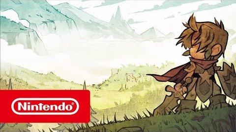 Wonder Boy The Dragon's Trap - Trailer