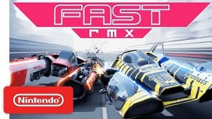 Fast RMX - Trailer (Nintendo Switch)