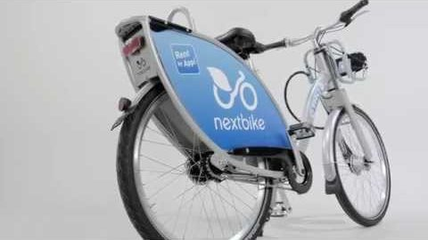 Nextbike Smart Bike System (Firmenvideo)