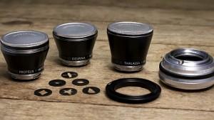 Lomo-Neptune-Objektivsystem - Kickstarter