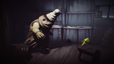 Little Nightmares -Trailer