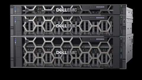 Dell EMC Poweredge 14G - Herstellervideo
