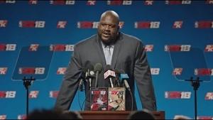 NBA 2K18 - Trailer (Shaq)