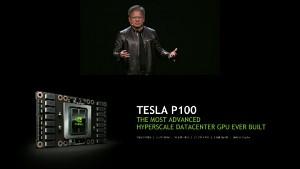 Nvidia stellt Tesla GP100 vor