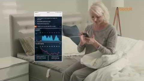 Beddit Sleep Tracker - Herstellervideo