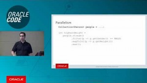 What's Cool in Java 8, and New in Java 9 - Herstellervideo