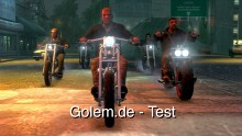 GTA 4 - The Lost and Damned - Test