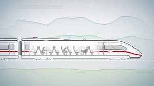 WLAN im Zug (Herstellervideo)